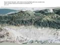 Solid Terrain Model Mt Grant