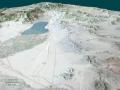 Solid Terrain Model Salton Sea