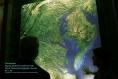 Solid Terrain Model Chesapeake