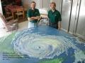 Solid Terrain Model Hurricane Floyd