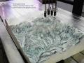 Solid Terrain Model Mt Everest Printing